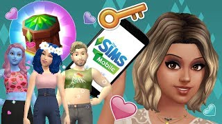 The Sims Mobile! | Next Generation!!🔑 // Part 12 📱