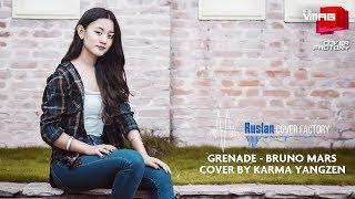 download lagu Grenade - Bruno Mars  Karma Yangzen Cover  gratis