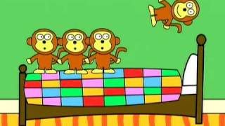 Gracie Lou- Five Little Monkeys