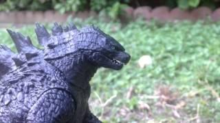 Sharkzilla Vs Godzilla