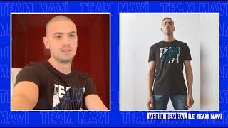 Merih Demiral, Team Mavi buluşmasında 101 soruyu cevapladı.