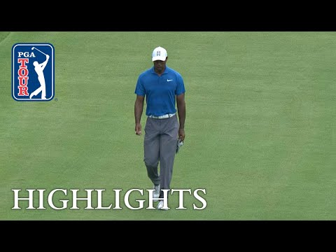 Highlights | Round 3 | TOUR Championship 2018