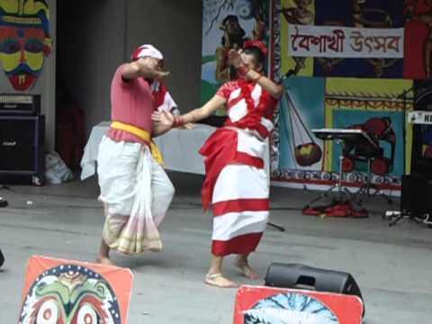 Bihure Logon- Mou & Mishu, Boishakhi Mela 2012 video