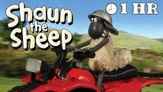 Shaun the Sheep - Season 1 - Episode 21 - 30  [1HOUR]