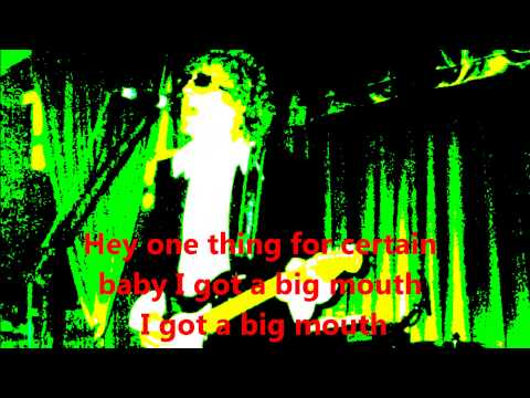 Ian Hunter - Words Big Mouth