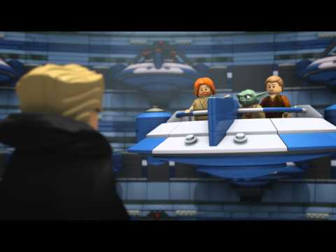 The Yoda Chronicles - LEGO Star Wars - Episode 3 Trailer #1