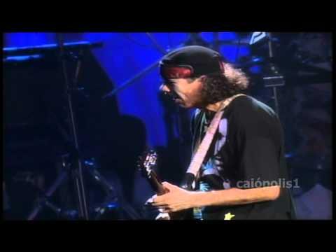 Carlos Santana - Black Magic Woman/gipsy Queen--live