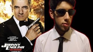 "Review/Crítica ""Johnny English Returns"" (2011)"