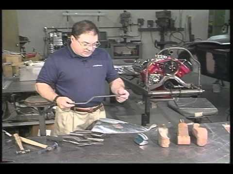 Metalshaping Hand Tools Build Custom Parts Using A