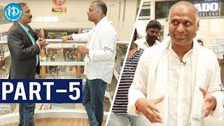 A Day With Leader| Vijayawada YSRCP MP Candidate Prasad V Potluri Interview Part-5 | iDream Nagaraju