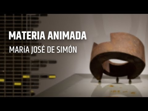 Video María José de Simón - Materia animada | LHCM