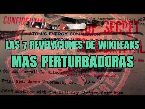 Las 7 revelaciones de Wikileaks más perturbadoras
