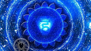 Binaural beats for insomnia: binaural sleep music therapy, sleeping music, Vishuddha Chakra music