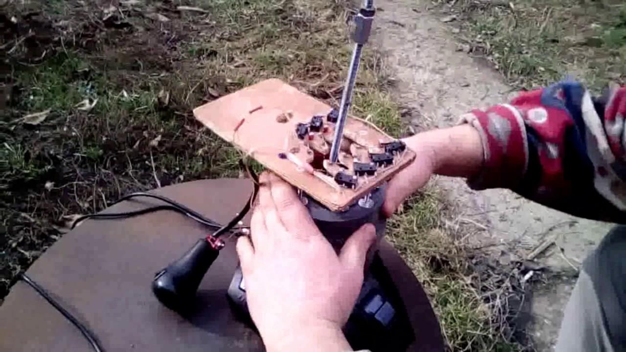 Как сделать механическую коробку 723