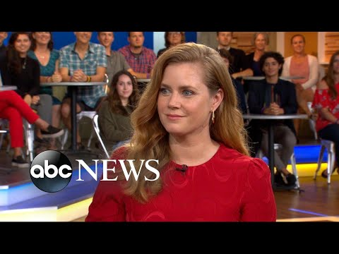 Amy Adams shares update on 'Enchanted' sequel