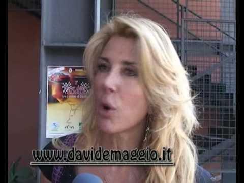 """Gabriella Carlucci a DavideMaggio.it: la mia """"Buona Domenica"""" e' stata irripetibile"""