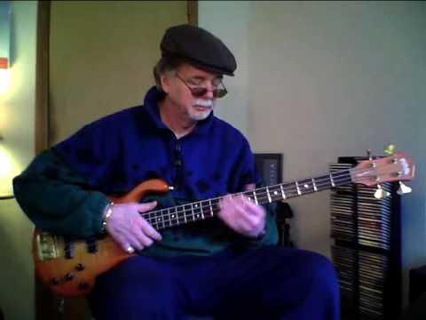 Benson Meets Foster - Bass Lesson by Mark Stefani