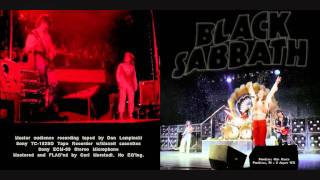 Black Sabbath Video - Black Sabbath.Live Providence 75..wmv