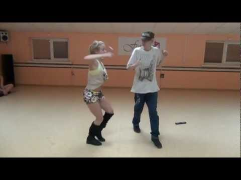 Dancehall class by Fraules - choreography on Million Stylez-Dancehall Takeover