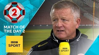 'Harry Maguire was playing left wing!' - Wilder reacts to Man Utd comeback | MOTD2