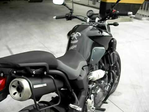 Yamaha MT-03 660cc.