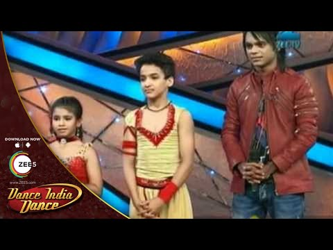 Did L'il Masters Season 2 July 07 '12 - Faisal & Shalini video