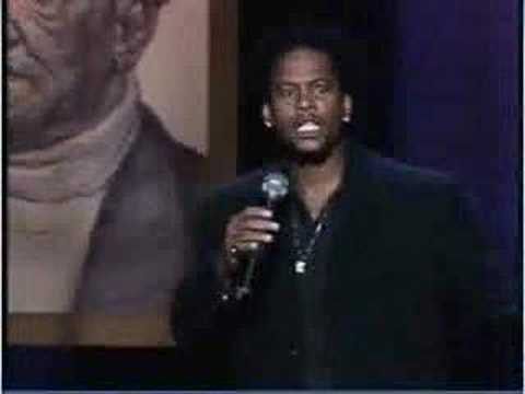 DL Hughley Live in Indianapolis Black Expo 2003! Pt. 5