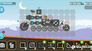 Build your own car in rover craft ( funny game )