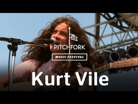 Kurt Vile - Freeway - Pitchfork Music Festival 2011