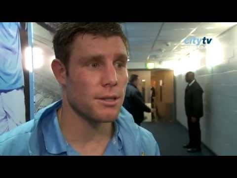 Bayern Munich v Manchester City: Roberto Mancini, James Milner and Pablo Zabaleta preview the game