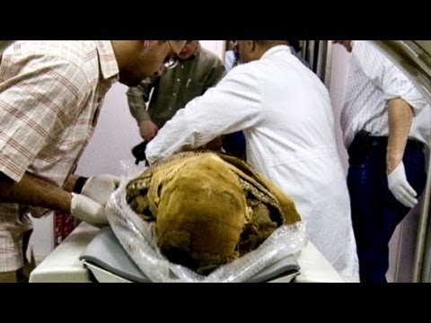 Ancient Mummies' CAT Scans Reveal Clogged Arteries: World News Instant Index