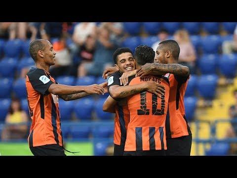 Шахтер 3-0 Арсенал-Киев. Обзор матча (29.07.2018)