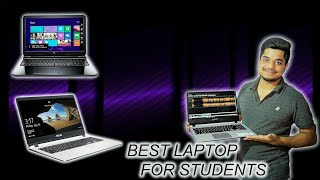 Top 4 laptops for college students !!    Best laptops for college going students    adreno technico