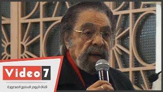"""سمير الاسكندرانى يقرأ الفاتحة بحفل تأبين ضحايا ليبيا بكنيسة """"دى لاسال"""""""