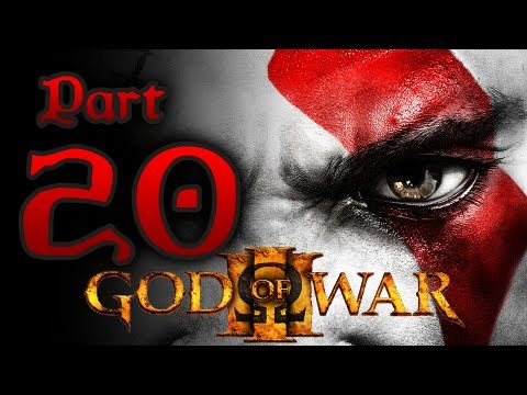 God Of War III HD – Hephastus/Deadalus' Room