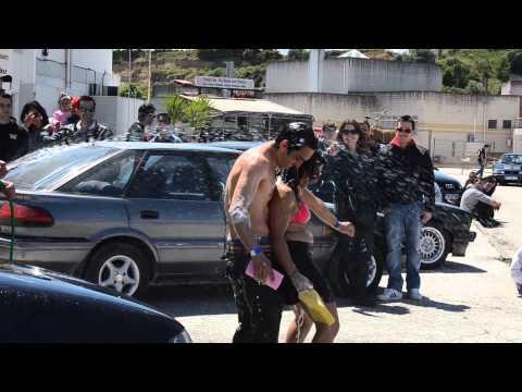 Car Wash 1� 100limit Tuning Day 2013 Torres Novas