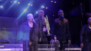 TAKE ALL THE GLORY LORD  Ft NATHANIEL BASSEY |RCCG LIVING SPRING PITTSBURGH