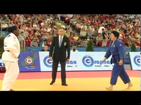 Interview Lucija Polavder (SLO) +78kg ECh Budapest 2013