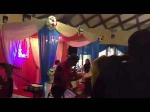 DJ Glamz - Goyang Bali bersama tamu