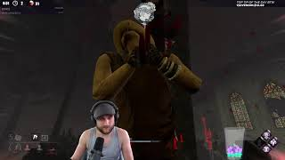 PERFECT LEGION GAME AT RANK 1 - Dead by Daylight!