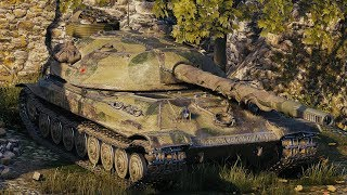 World of Tanks Object 705A - 5 Kills 10,1K Damage