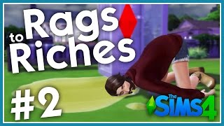 The Sims 4 - Rags to Riches - Part 2