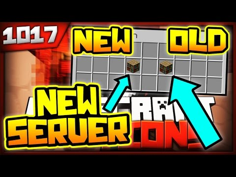 Minecraft FACTIONS Server Lets Play - MY NEW MINECRAFT SERVER!! - Ep. 1017 ( Minecraft Faction )