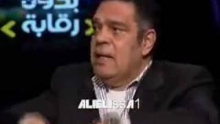 سامى  العدل وكلامه عن عمرو دياب