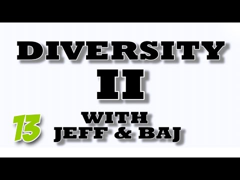 Diversity II with Jeff and Baj - Parkour (Ep 13)
