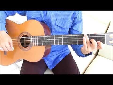 Belajar Kunci Gitar Maudy Ayunda Perahu Kertas Intro
