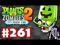 Plants vs. Zombies 2: It's About Time - Gameplay Walkthrough Part 261 - Halloween Lawn of Doom!
