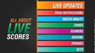betscores: live scores & betting odds