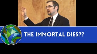 Video: Reconciling Jesus' divinity, Immortal nature with his Death on the Cross - Dale Tuggy