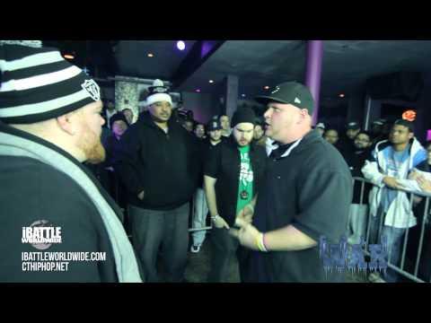 iBattle Worldwide Presents: Renagade vs Derico